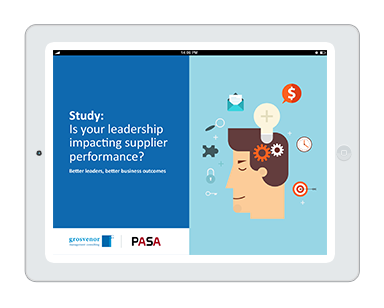 Is your leadership impacting supplier performance?